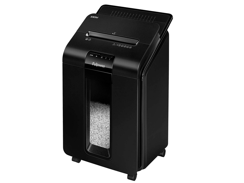 FELLOWES AUTOMAX 100M SHREDDER (CROSS CUT) 230V EU