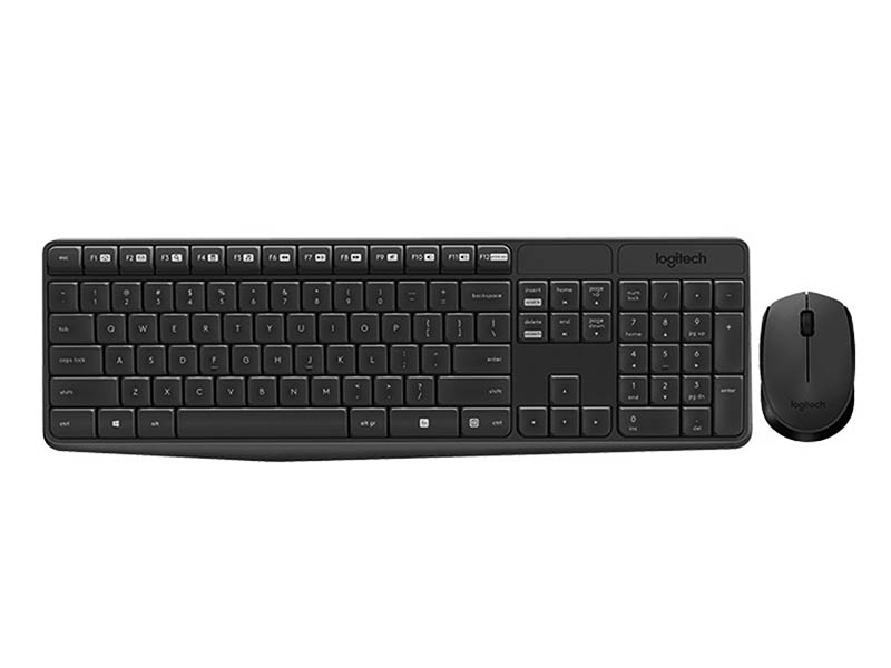 Logitech MK235 WIRELESS COMBO KEYBOARD GR