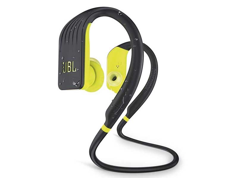 JBL Endurance JUMP, Wireless Sport Headphones,Waterproof (Lime)