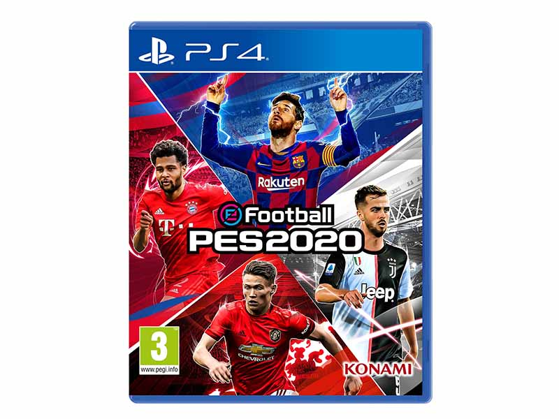 PS4  eFootball  PES 2020 PS4 GR