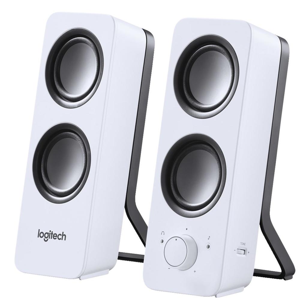 Logitech Z200 SPEAKER WHITE 2.0