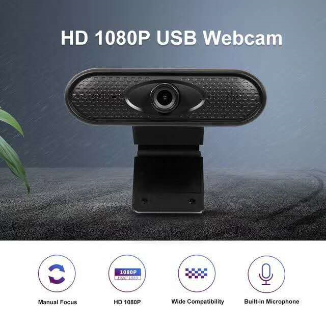 H-Liveye USB WebCamera HD 1920*1080 for Live Streaming,