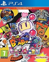 PS4 SUPER BOMBERMAN R-SHINY EDITION PS4 EXP
