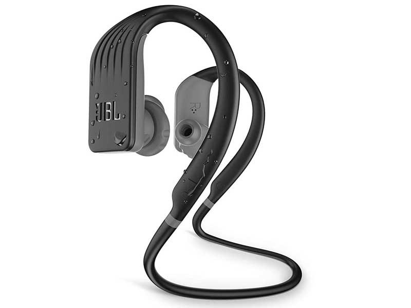 JBL Endurance JUMP, Wireless Sport Headphones,Waterproof (Black)