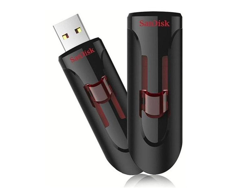 SANDISK CRUZER GLIDE 3.0 USB FLASH DRIVE