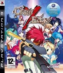 PS3 CROSS EDGE