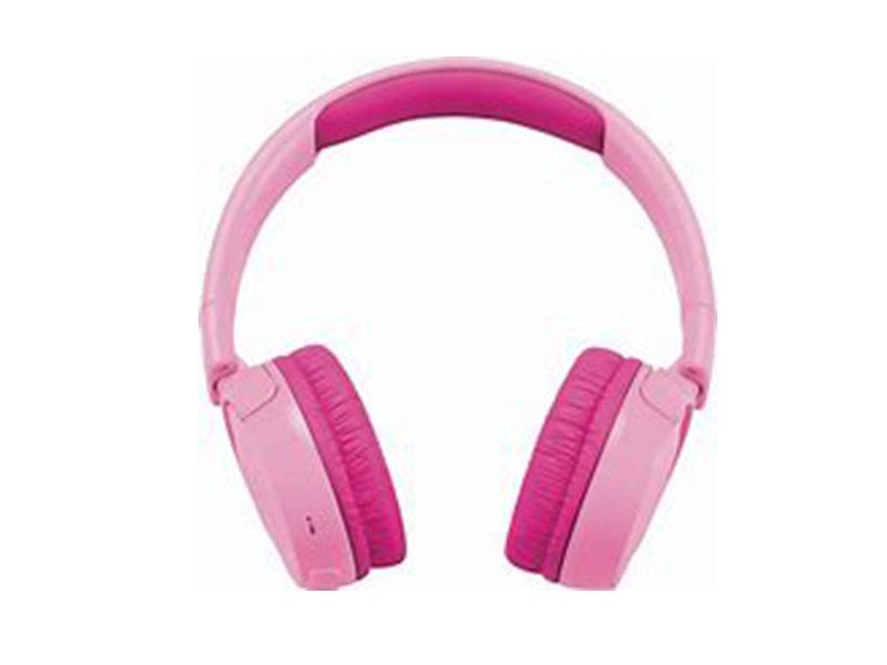 JBL JR300BT, On-Ear Headphones, Wireless (Pink)