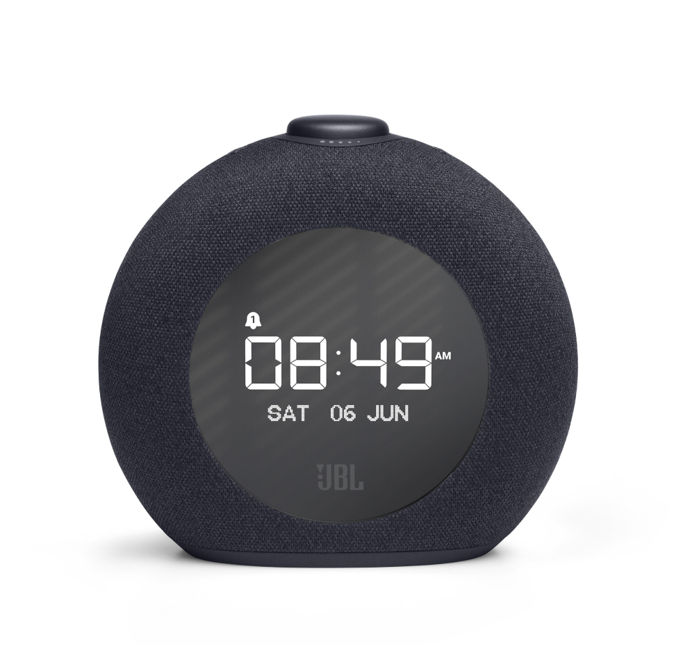 JBL Horizon 2, Bluetooth Speaker, Alarm Clock Charger, DAB/FM radio (Black)