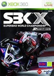 XBOX360  SBKX SUPERBIKE WORLD CHAMPIONSHIP