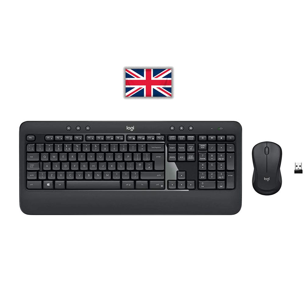 Logitech WIRELESS COMBO MK540 UK