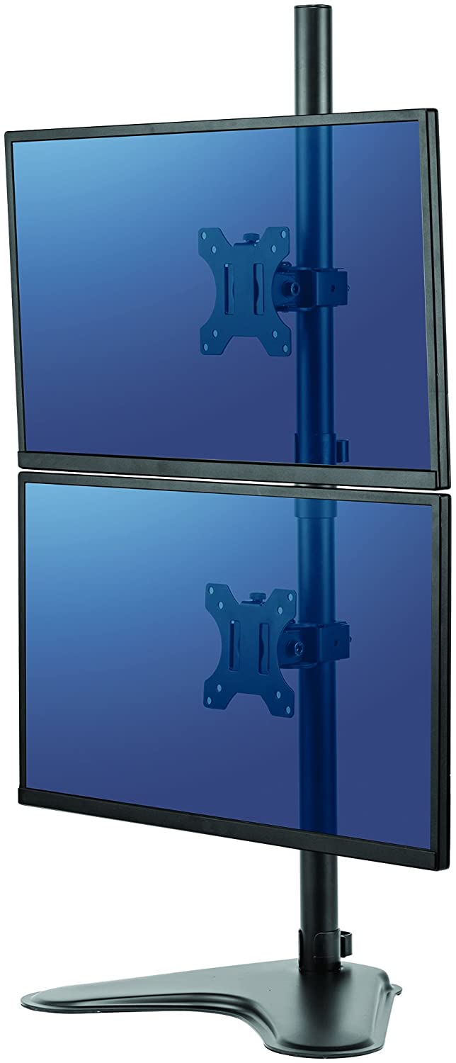 Fellowes Dual Stacking Monitor Arm