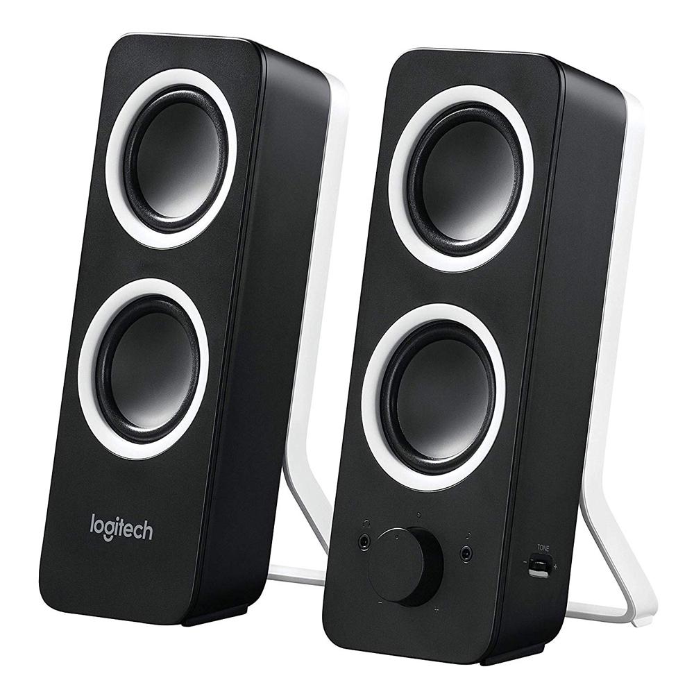 Logitech Z200 SPEAKER BLACK 2.0