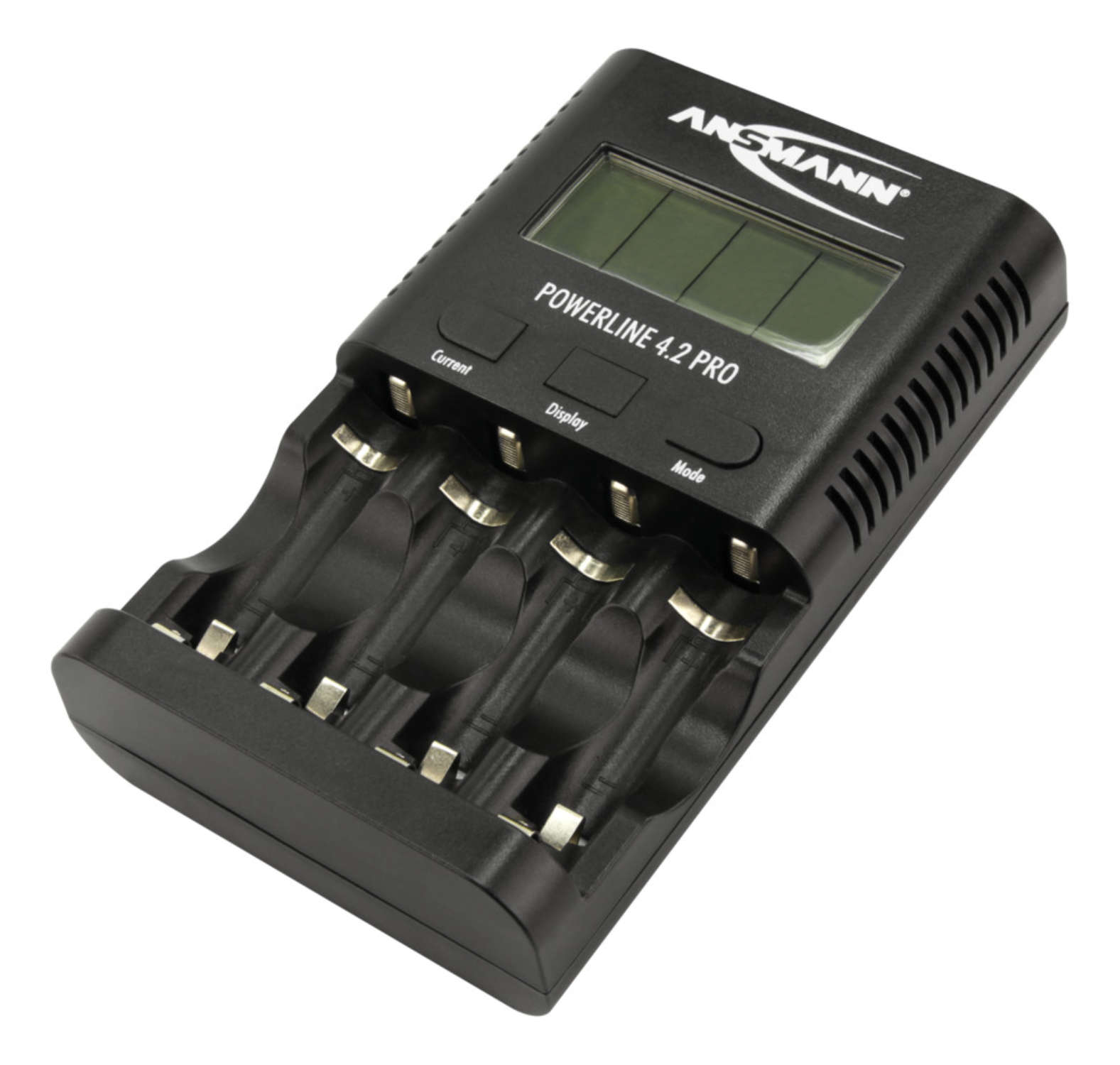 ANSMANN Powerline 4 Pro-W-UK-EU, Consumer Battery Chargers, Powerline Series