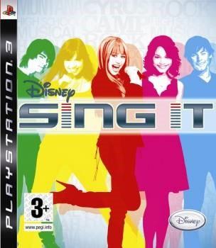 PS3 SING IT