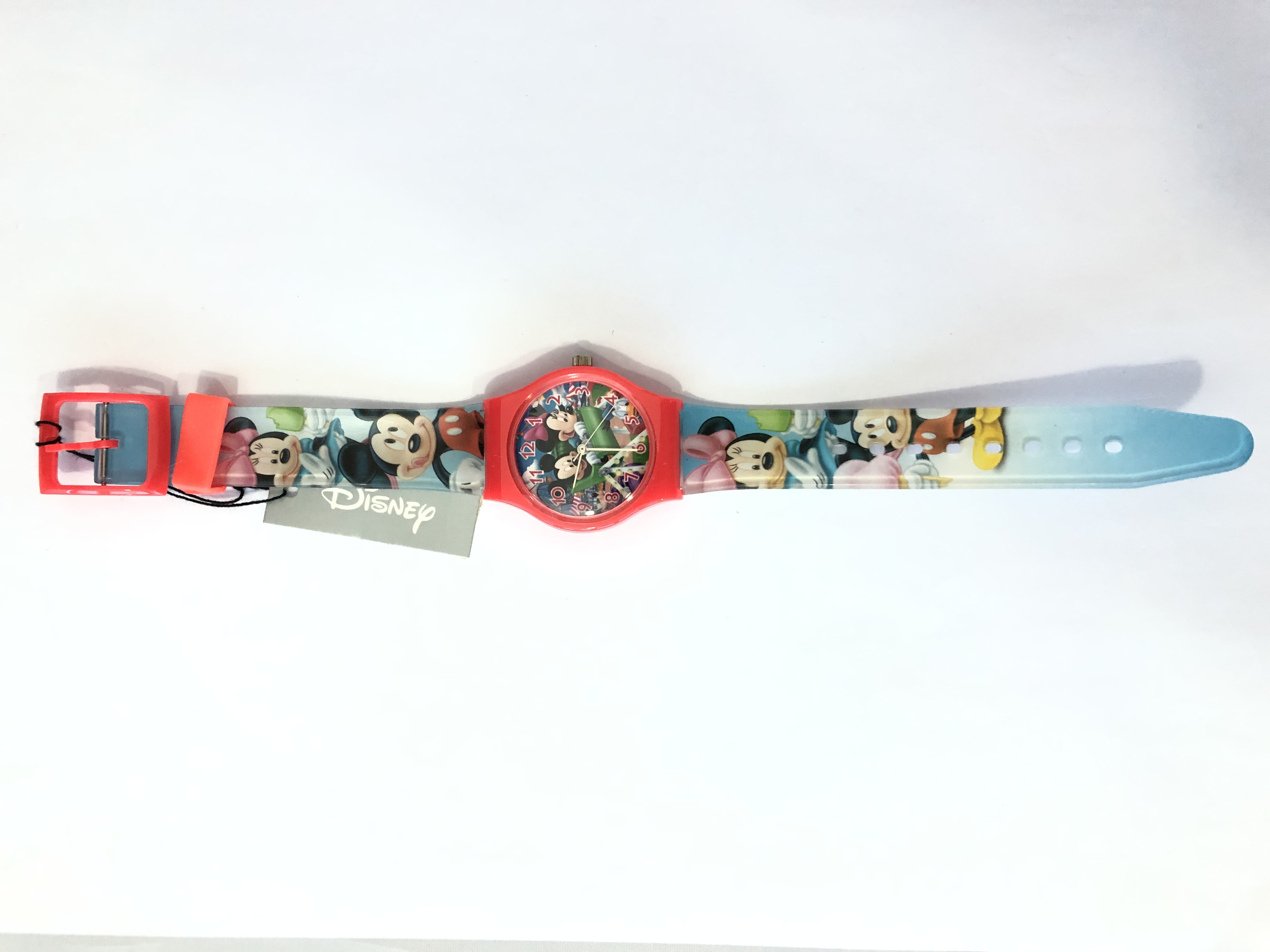 DISNEY WATCH ANALOG 4U  MICKEY&MINNIE
