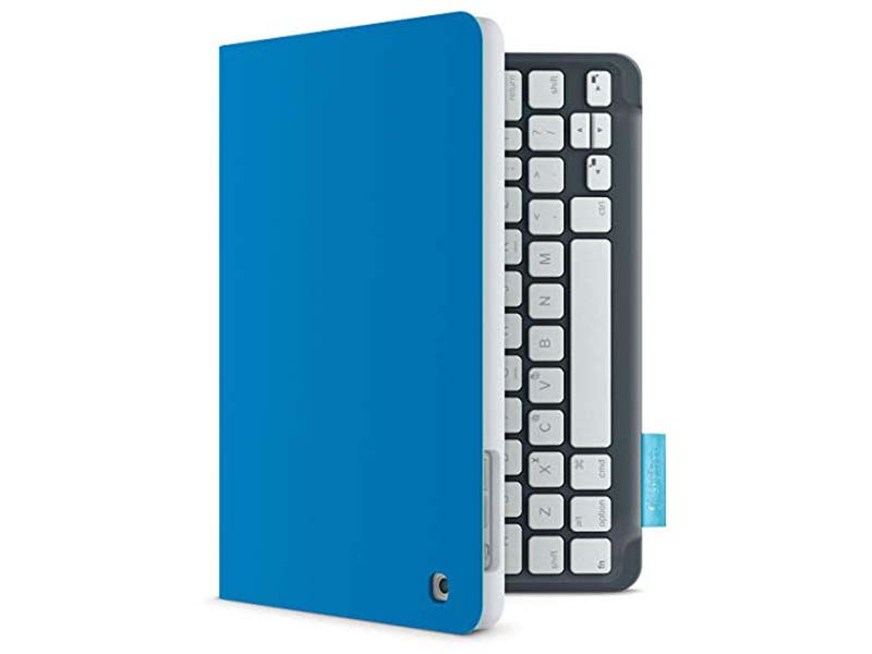Logitech Keyboard Folio for iPad Mini Mystic Blue