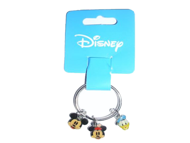 DISNEY KEYRING MICKEY & FRIENDS