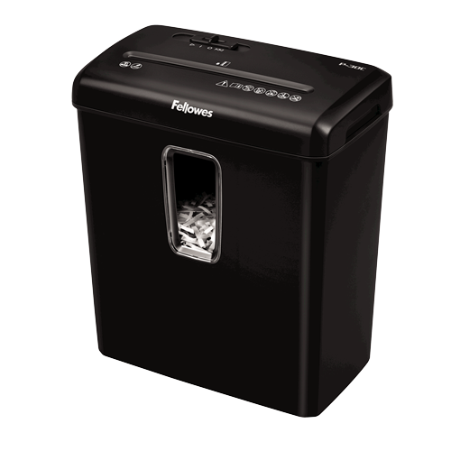 Fellowes POWERSHRED P-30C SHREDDER