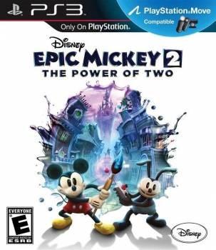PS3 DISNEY EPIC MICKEY 2