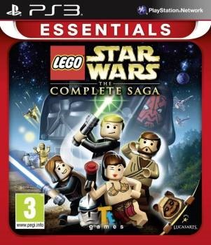 PS3 Lego Star Wars The Complete Saga ESSENTIAL