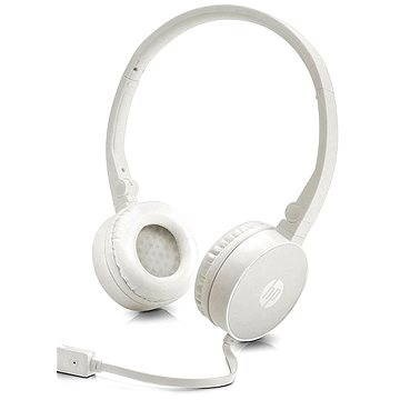 HP STEREO HEADSET H2800 w/1 JACK WHITE