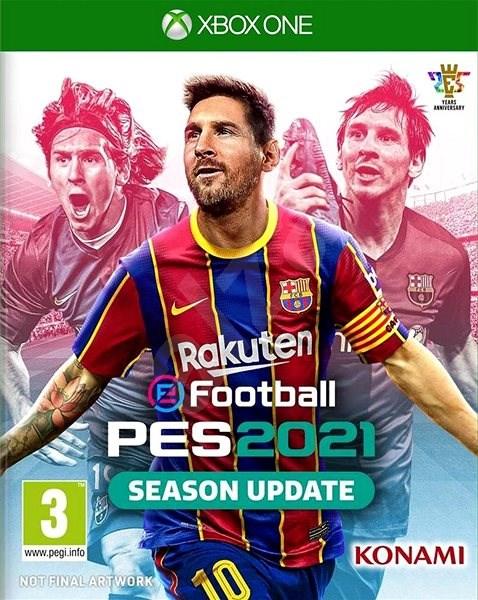 XONE eFootball  PES 2021 XBOX ONE EXP