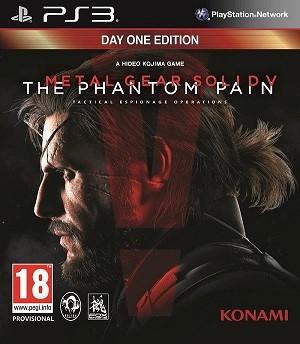 PS3  MGSV The Phantom Pain