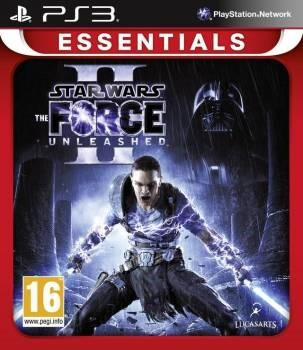 PS3 Star Wars The Force Unleashed II ESSENTIAL