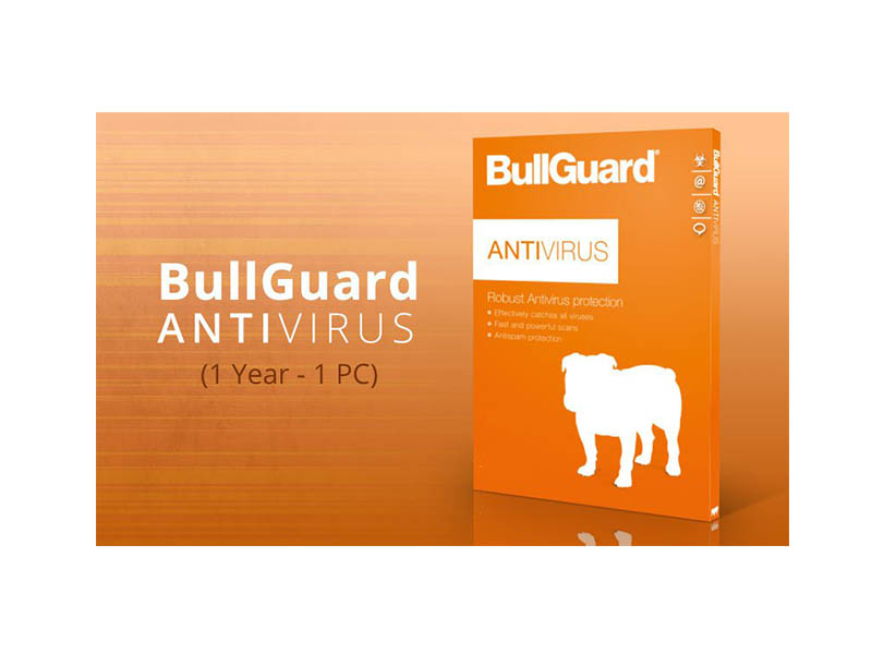 BullGuard Internet Security- 1YR / 1PC Device